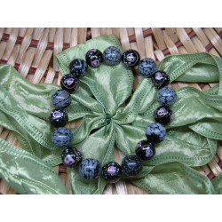 Bracelet made of coiled...
